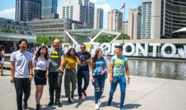 Bildungsurlaub Englisch in Toronto Kanada