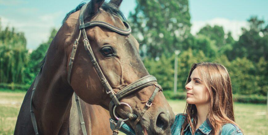 Frauen und pferde